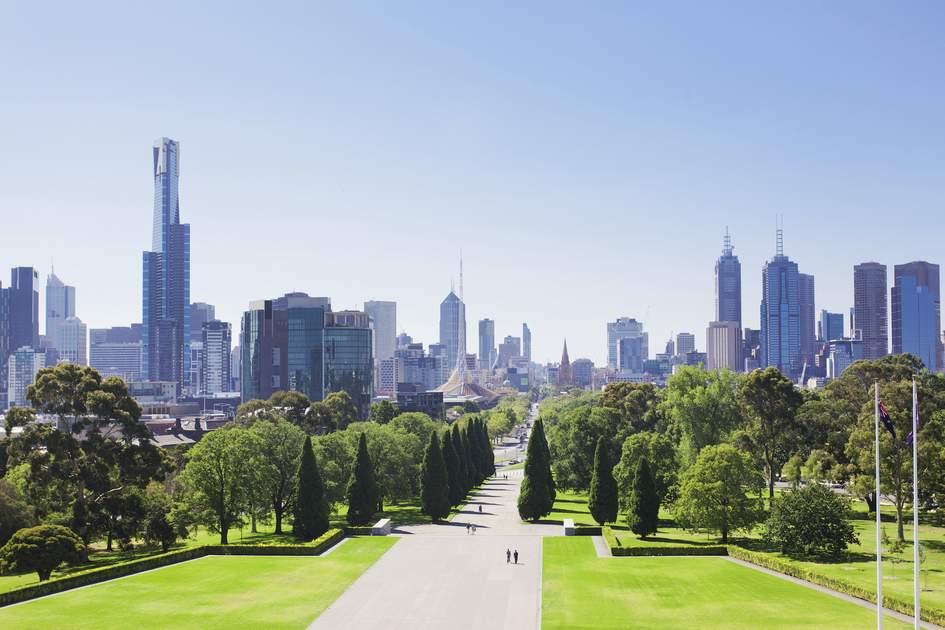 Melbourne. Photo: Shutterstock