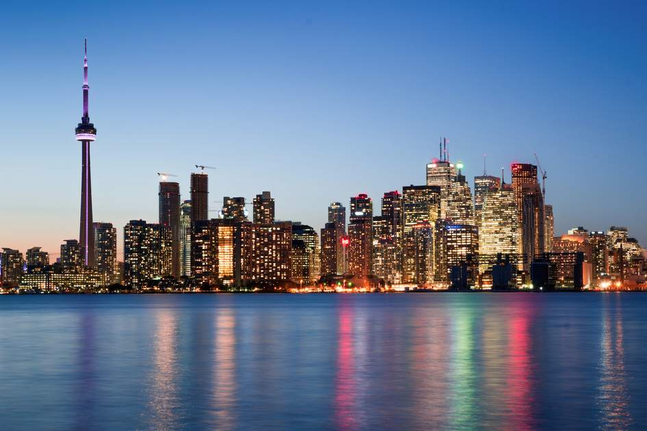 Toronto. Photo: Shutterstock