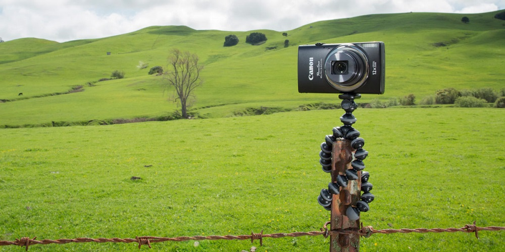The GorillaPod Tripod by Joby. Photo: Press release