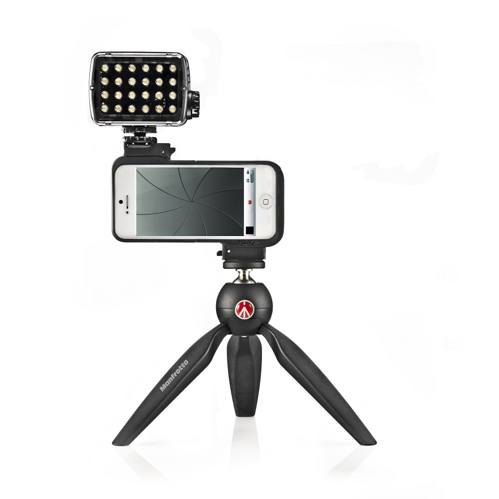 The Pixi by Manfrotto. Photo: Press release