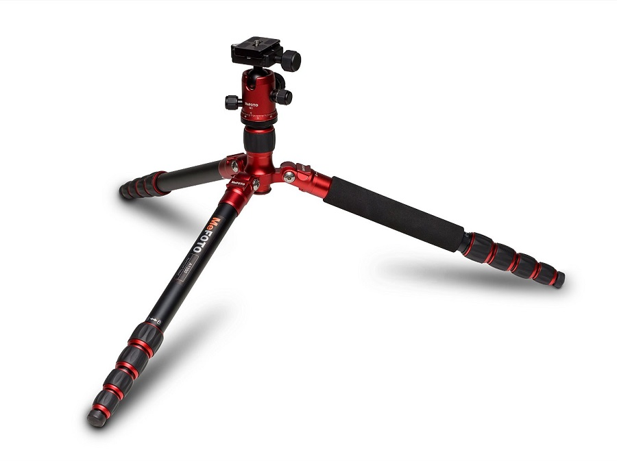 The RoadTrip Travel Tripod by MeFOTO. Photo: Press release