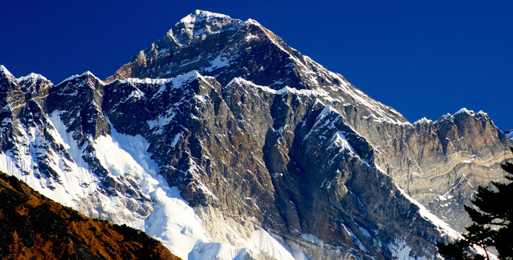 Everest Summit. Photo: Nepal trip provider