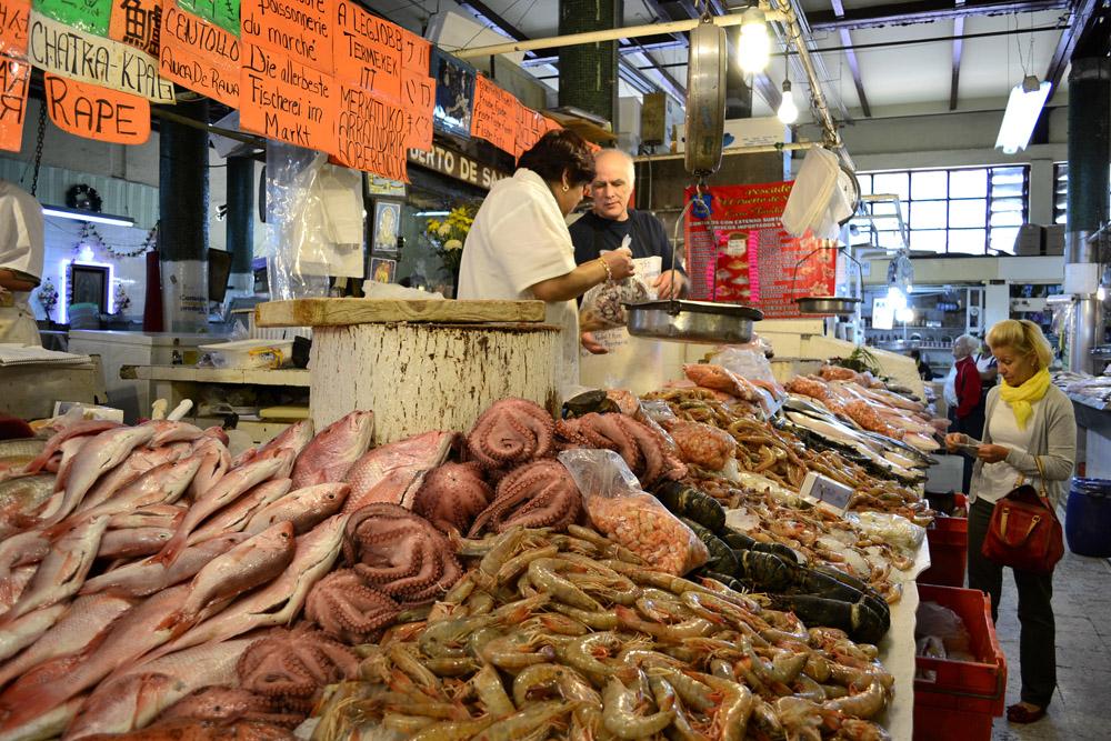 Mercado San Juan in Mexico. Photo: Nicolás Corte