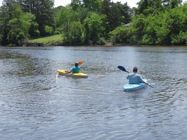 Onancock_kayacking