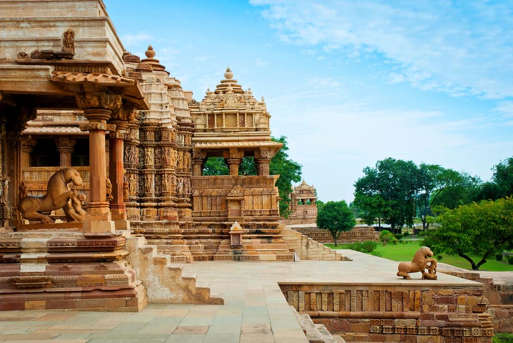Devi Jagdambi Temple, Western Temples of Khajuraho. Photo: Shutterstock
