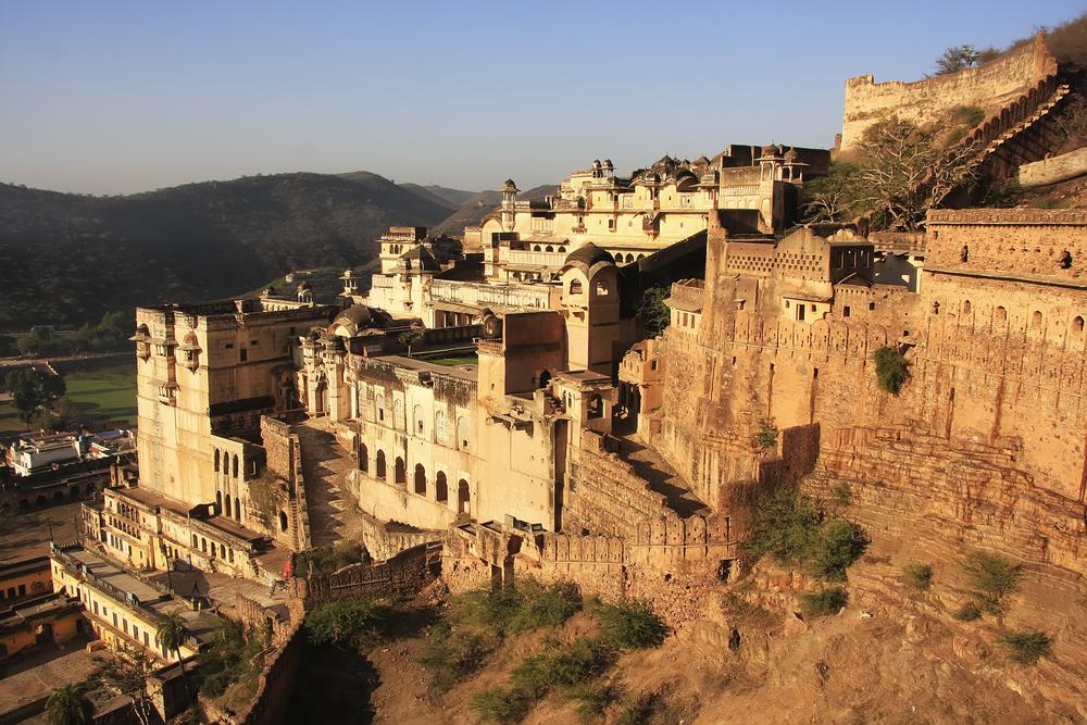 Bundi Palace, Rajasthan. Photo: Shutterstock