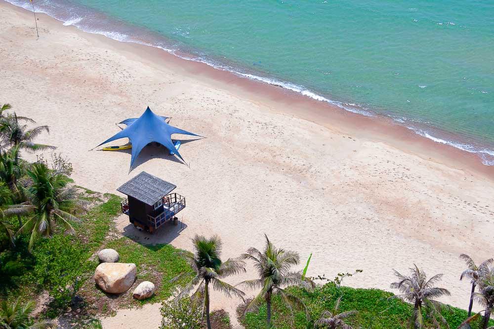 Hồ Tràm beach, Vietnam