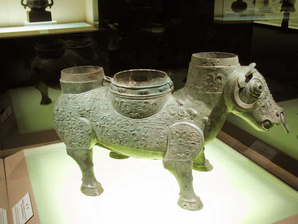 Exhibition at at Shanghai Museum. Photo: Shutterstock