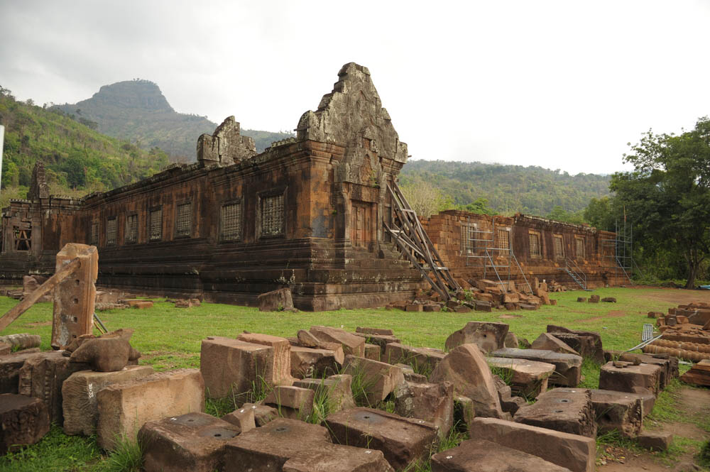 Wat Phu World Heritage Site. Photo: Shutterstock