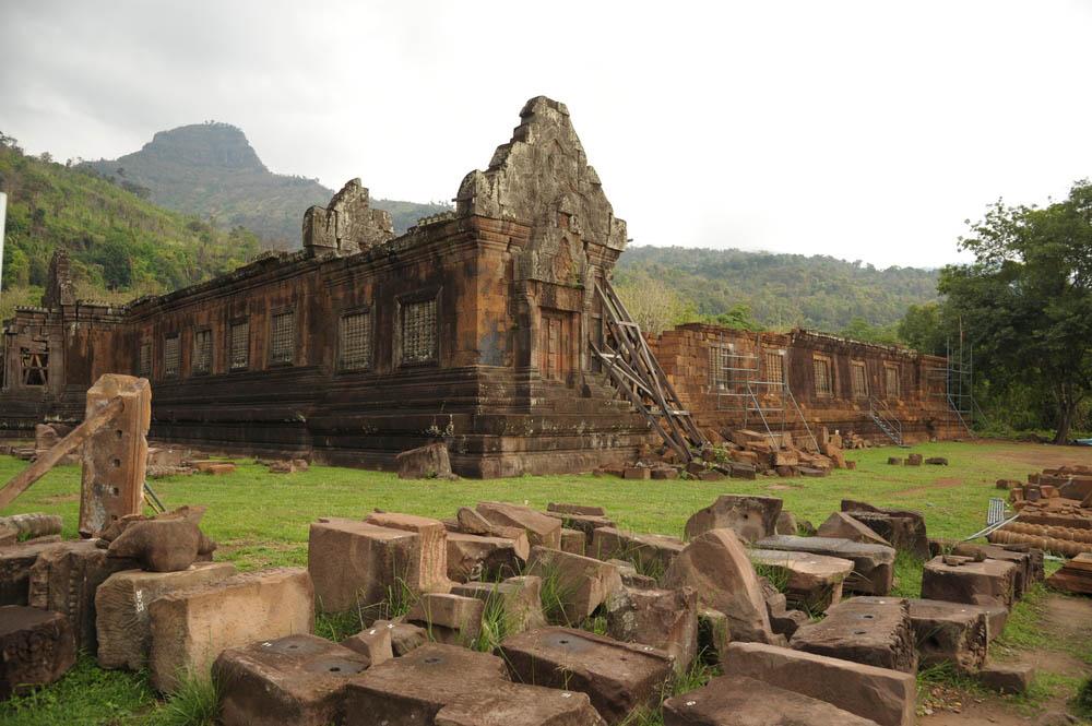 Wat Phu World Heritage Site. Photo: Shutterstock