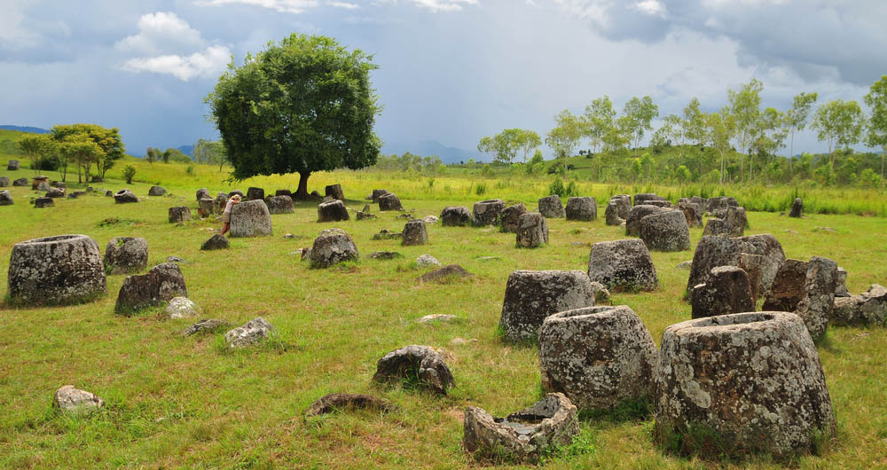 Plain of Jars. Photo: Shutterstock