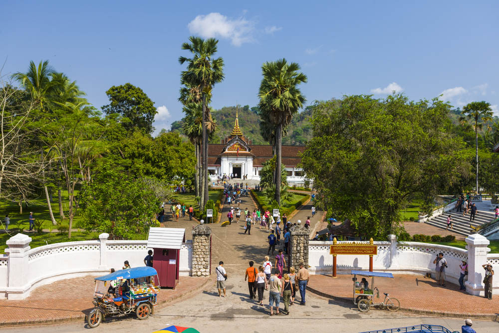 The Royal Palace Museum in Luang Prabang. Photo: Shutterstock