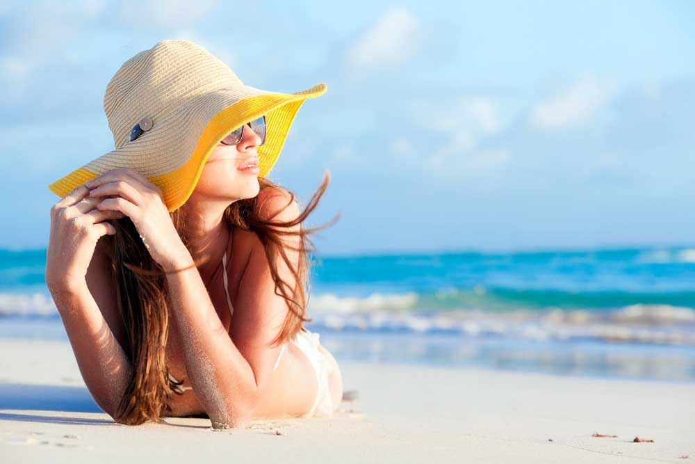 Real break on a beach. Photo: Shutterstock
