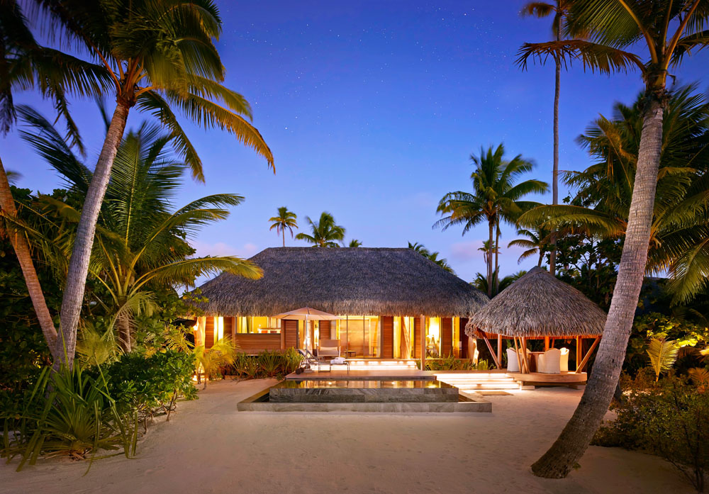 The Brando, French Polynesia. Photo: Press release