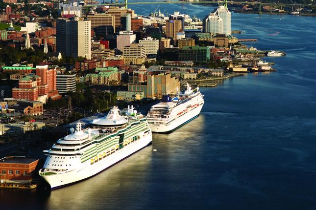Halifax cruises