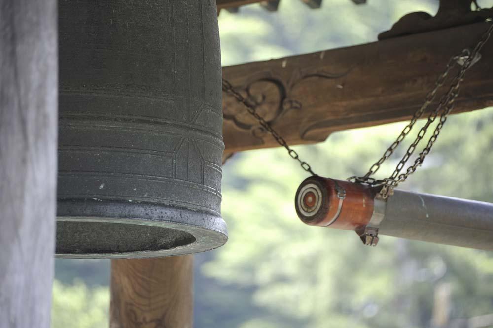 New Year bells tolling in Japan. Photo: Shutterstock