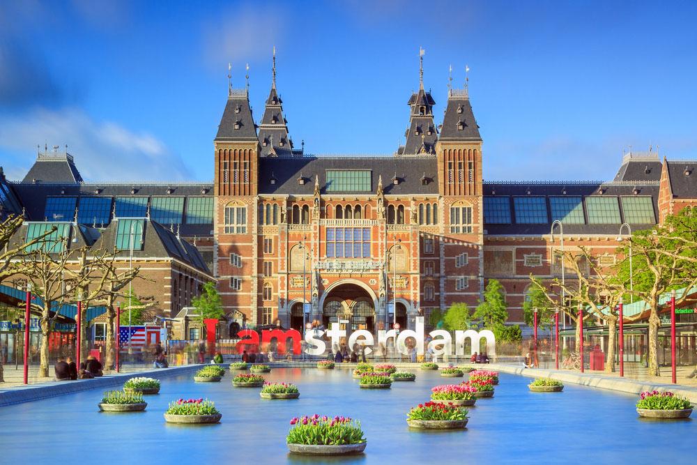 The famous Rijksmuseum. Photo: Shutterstock