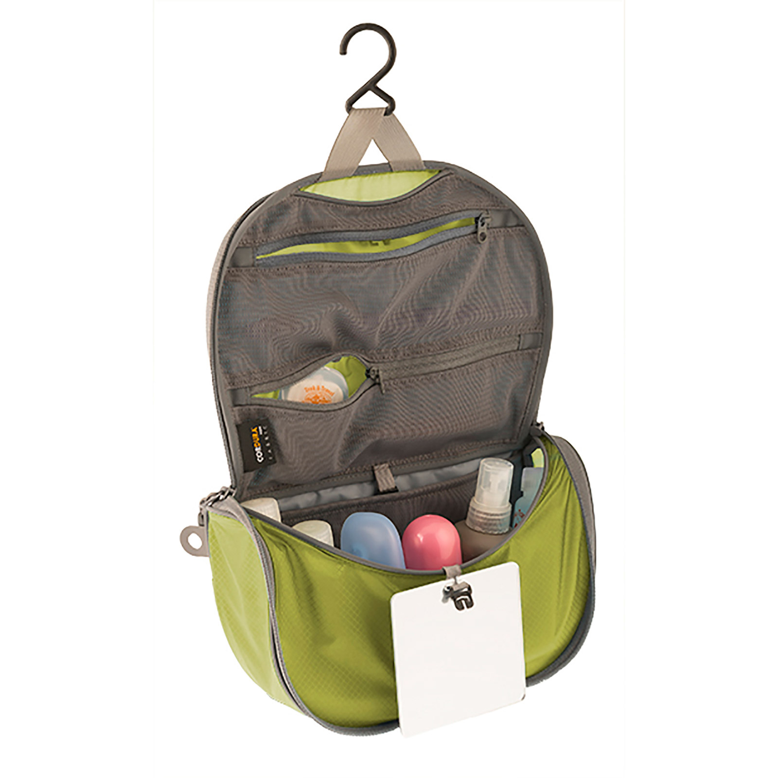 Travelling Light Hanging Toiletry Bag.