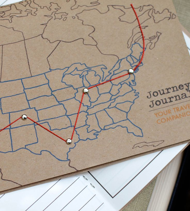 The Journey Journal.