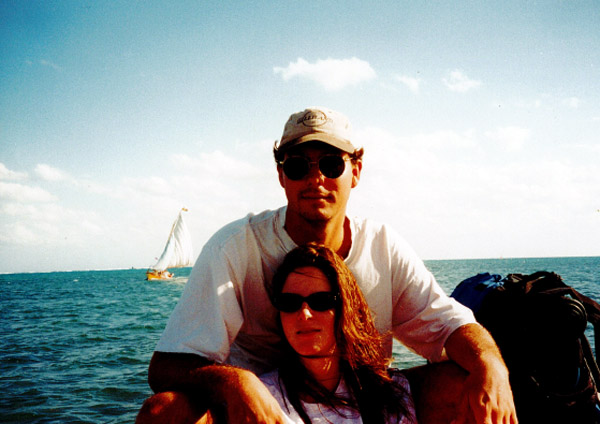 While visiting Belize in 1996, traveller Jason Gorbett crossed paths with Tracey.