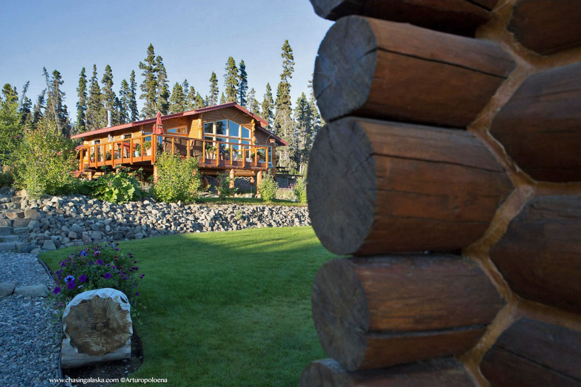 Ultima Thule Lodge. Photo: Press release
