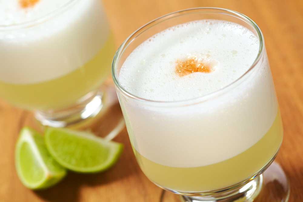Pisco drink. Photo: Shutterstock