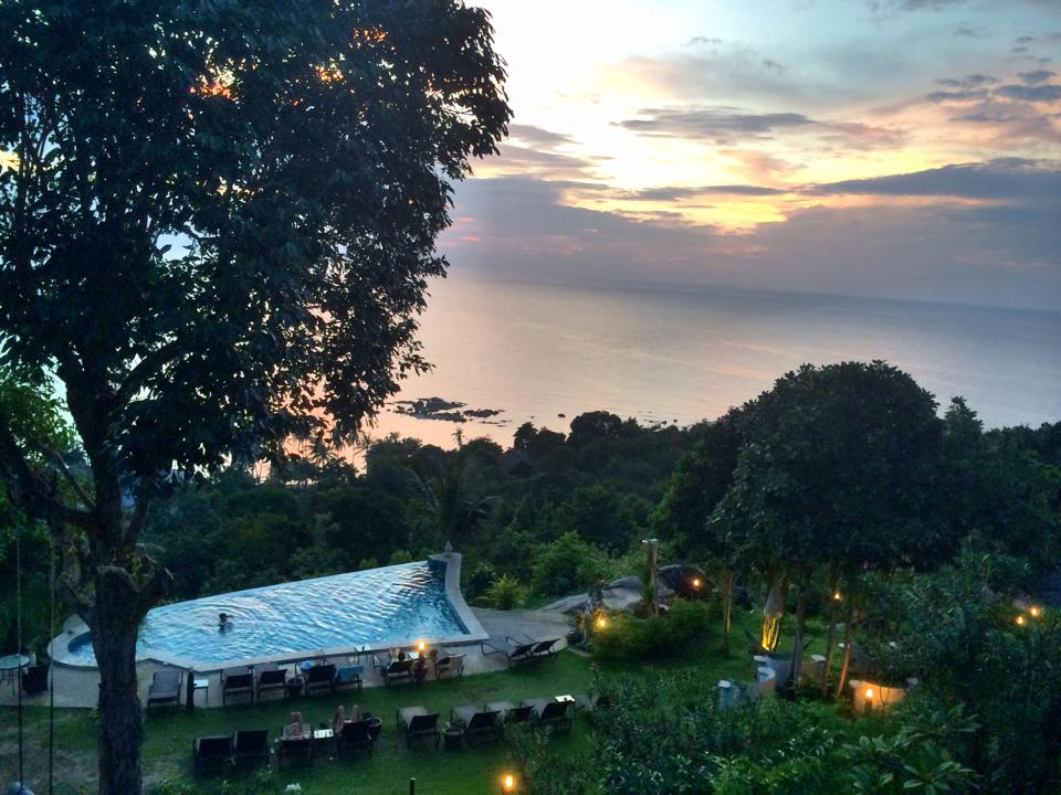 Sunset Hill Resort, Koh Phangan