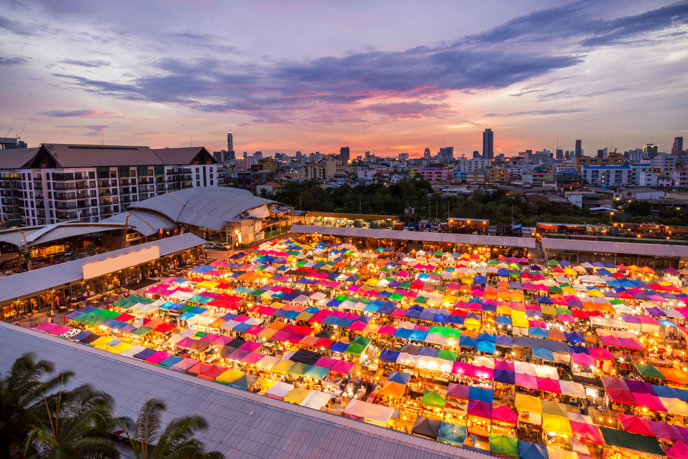 Bangkok's Chatuchak market