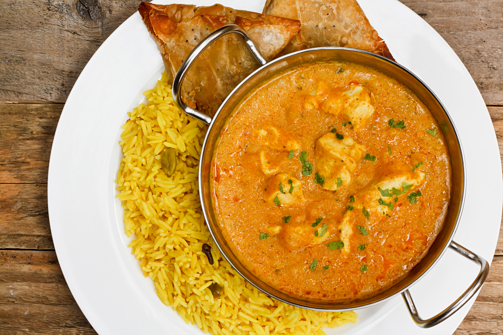 Chicken Korma. Photo: stocksolutions/Shutterstock