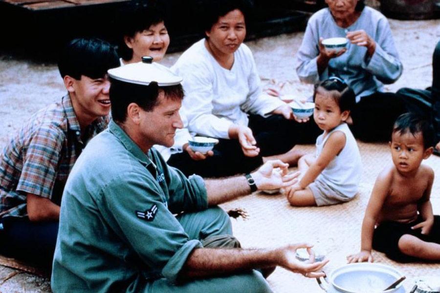 Good Morning Vietnam, 1987