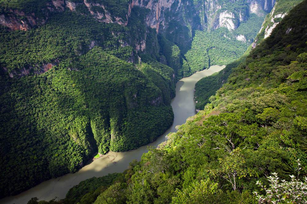 Sumidero Canyon. Photo: Shutterstock