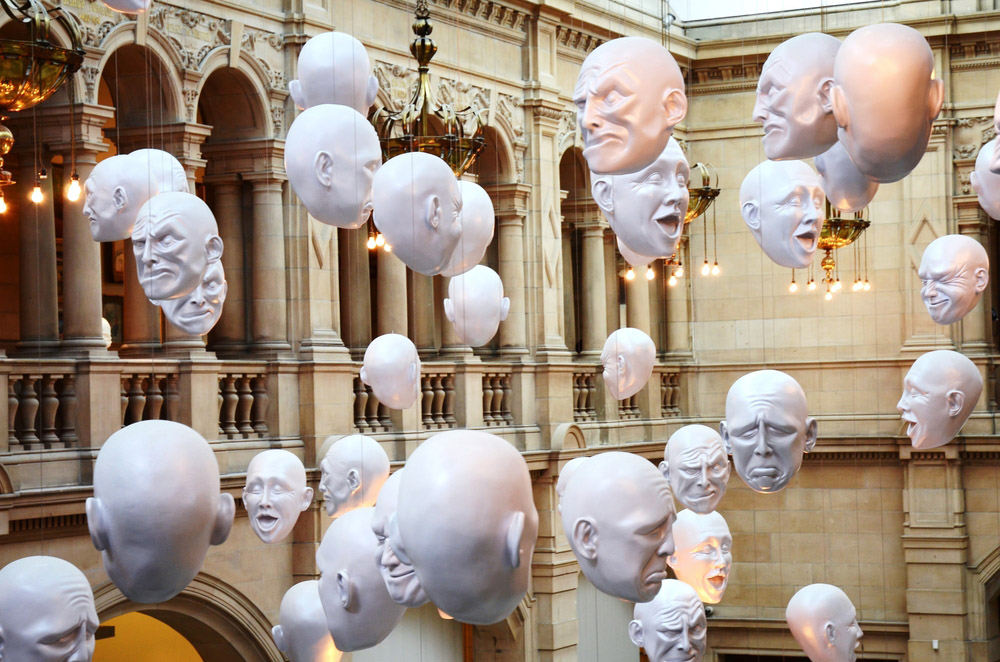 The interior of the Kelvingrove Museum and Art Gallery. Photo: Shutterstock