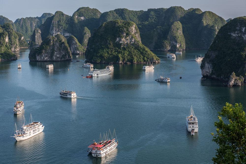 Halong Bay. Photo: Shutterstock