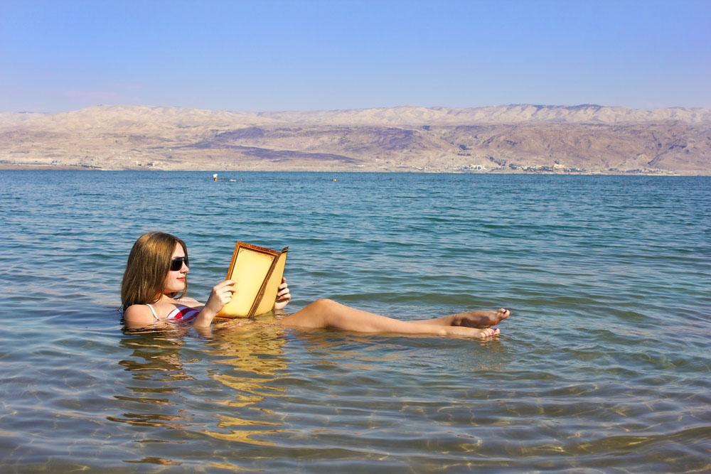 Dead Sea in Israel. Photo: Shutterstock