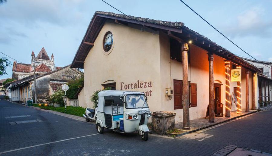 Fortaleza. Photo: Trip provider