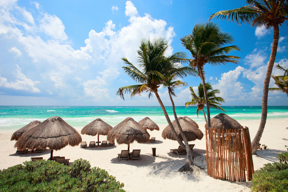 Tulum, Mexico. Photo: Shutterstock