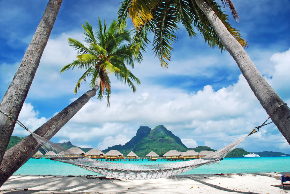 Bora Bora, French Polynesia. Photo: Shutterstock