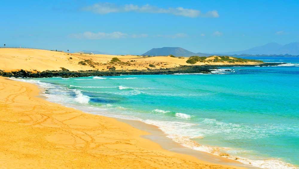 Grandes Playas de Corralejo.