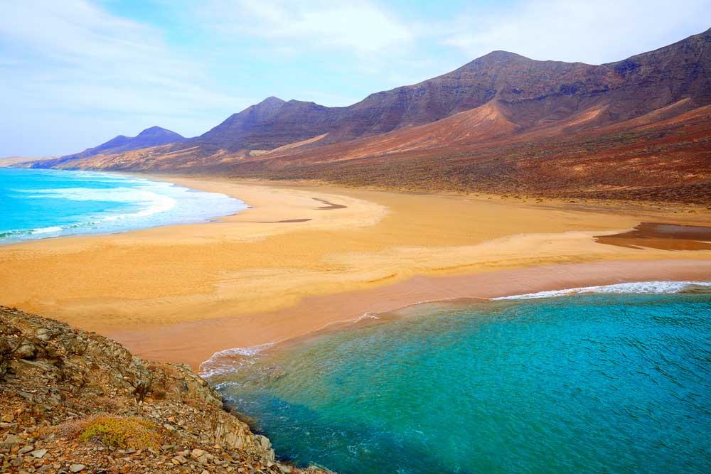 Playa de Cofete.