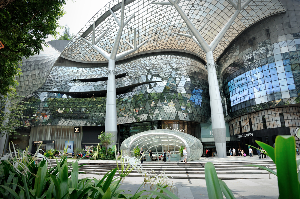 ION Orchard shopping mall. Photo: tristan tan/Shutterstock