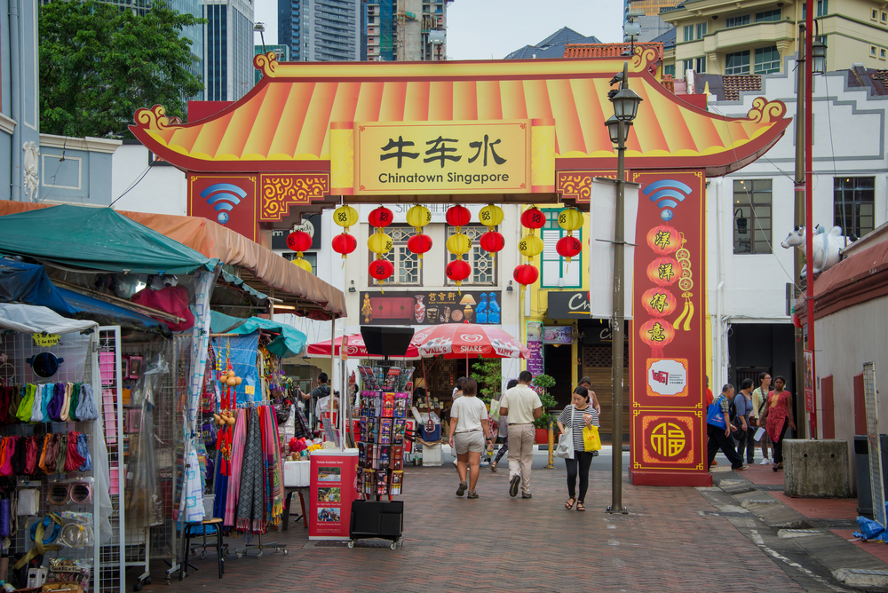 Chinatown markets. Photo: Delpixel/Shutterstock