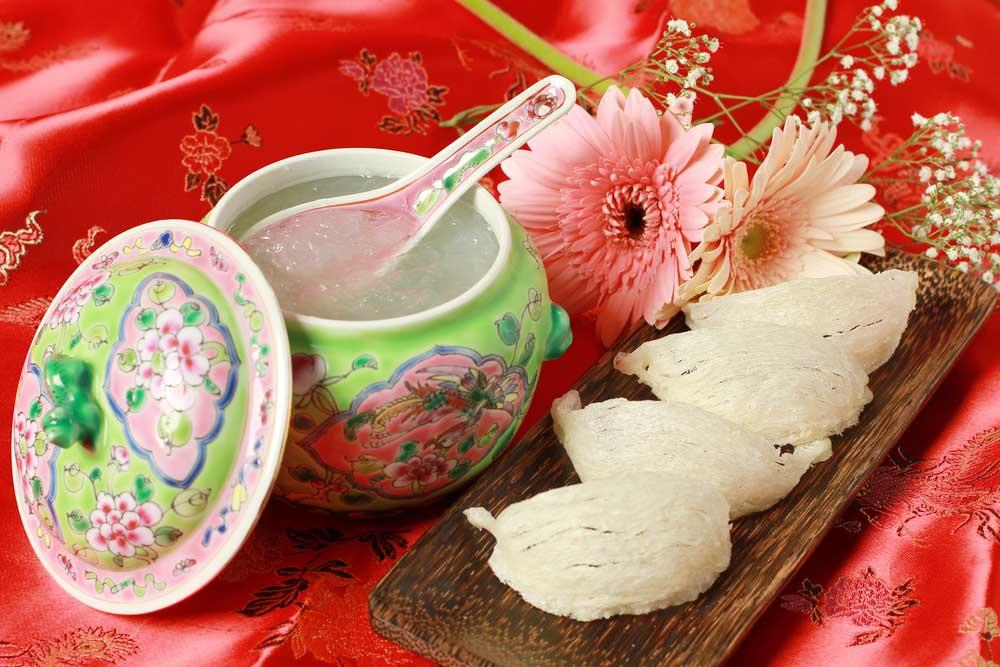 Bird nest soup: a controversial but popular dish in Hong Kong.