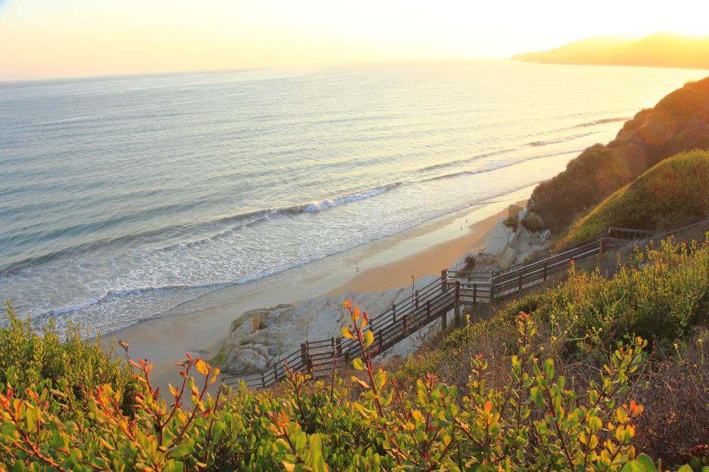 El Capitan State Beach, California.