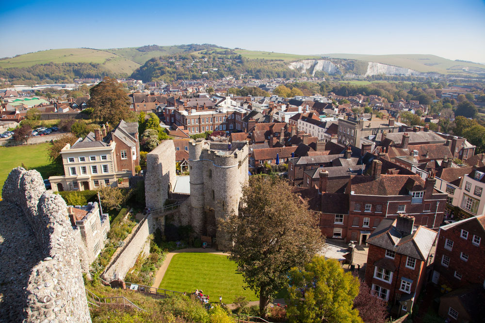 Lewes. Photo: Shutterstock