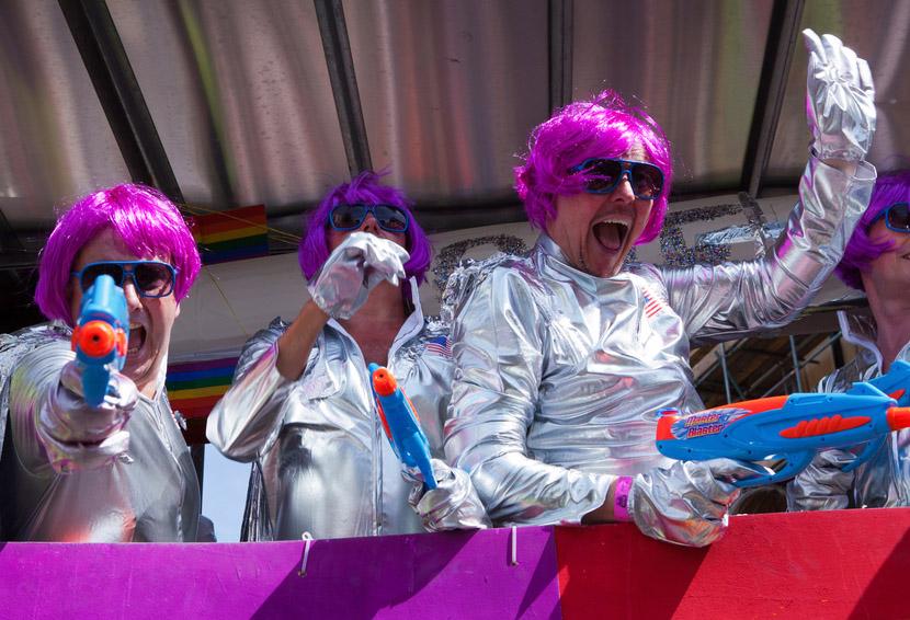 Brighton & Hove Pride Festival. Photo: Shutterstock