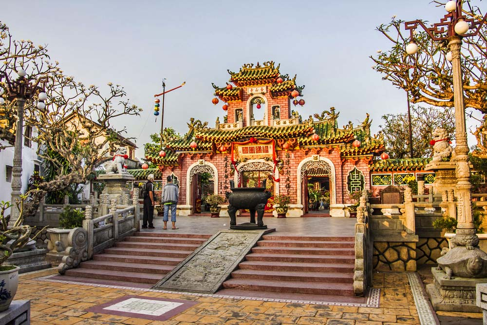 The Assembly Hall of the Fujian chinese congregation. Photo: Shutterstock