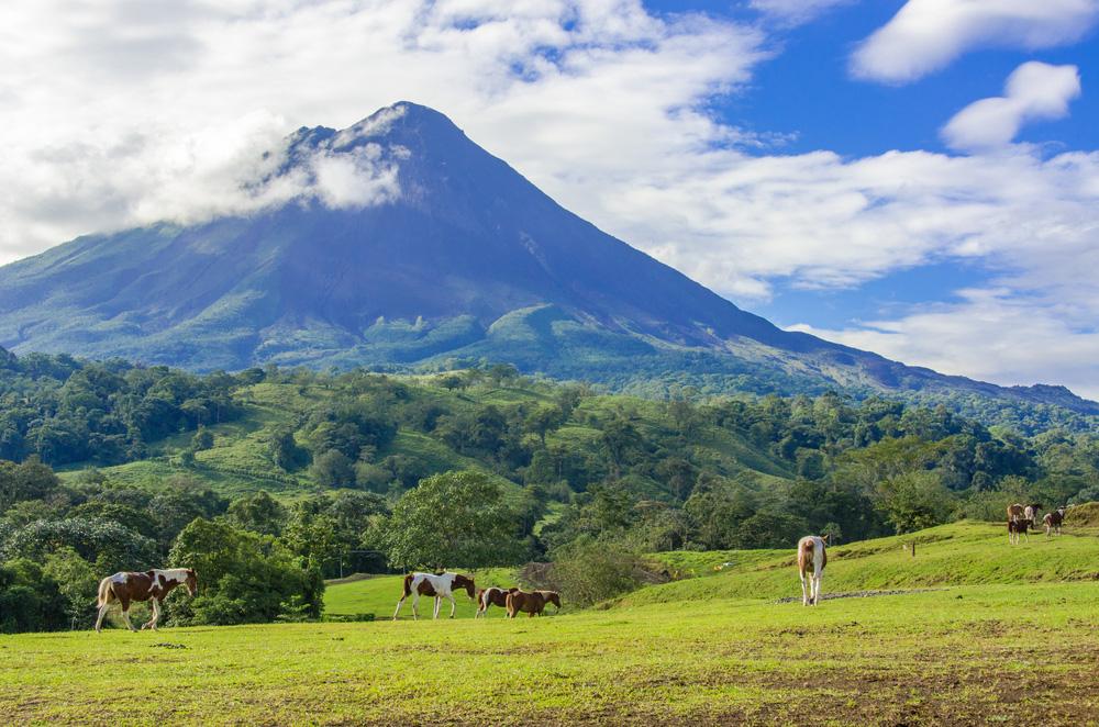 Vulcano Arenal. Photo: Shutterstock