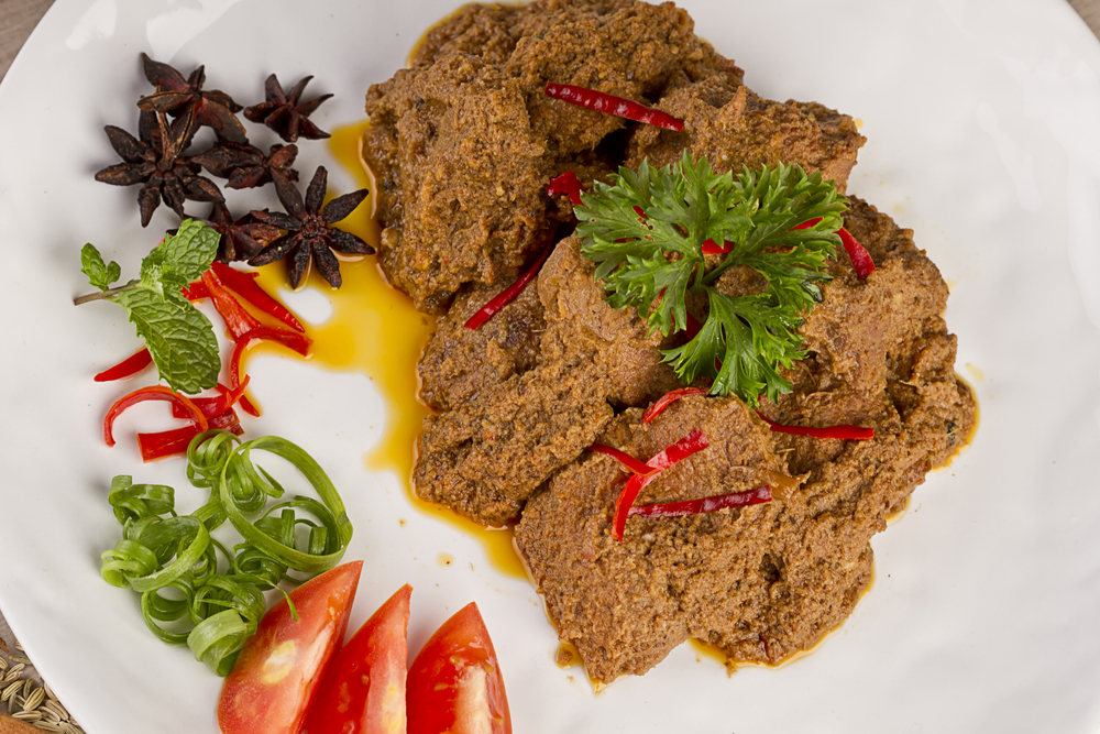 The delicious Malay rendang curry. Photo: Shutterstock
