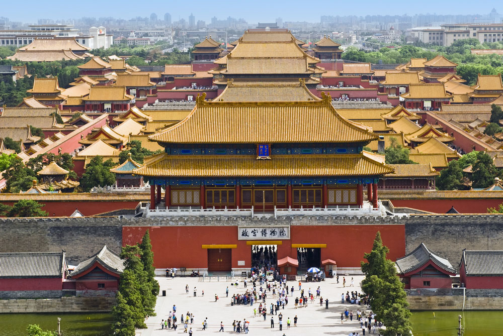 The Forbidden City, Beijing. Photo: Shutterstock