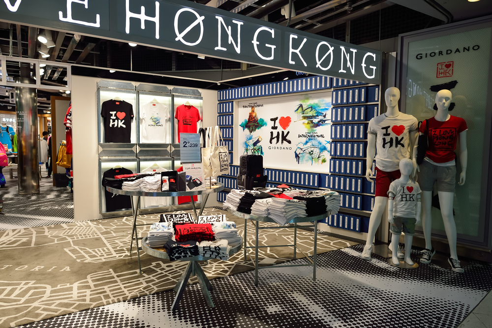 Hong Kong International Airport has some of the best shopping around. Photo: Shutterstock